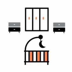 Childrens Bedroom Set