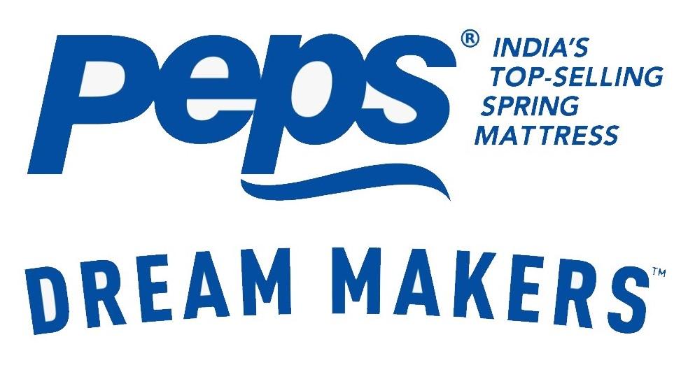 peps mattress logo